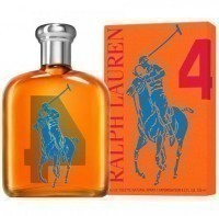 Perfume Ralph Lauren Polo Big Pony 4 Masculino 125ML