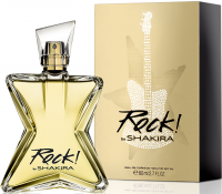 Perfume Shakira Rock! By Shakira Feminino 80ML no Paraguai