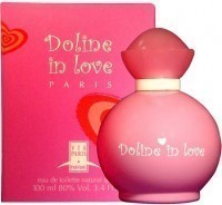 Perfume Via Paris Doline in Love Feminino 100ML no Paraguai