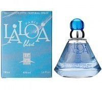 Perfume Via Paris Laloa Blue Feminino 100ML