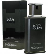 Perfume Yves Saint Laurent Body Kouros Masculino 100ML no Paraguai