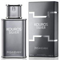 Perfume Yves Saint Laurent Kouros Silver Masculino 100ML no Paraguai
