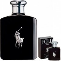 Perfume Ralph Lauren Polo Black Masculino 125ML