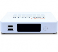 Receptor digital Atto Net I-Smart no Paraguai