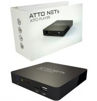 Receptor digital Atto Net5 Full HD