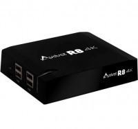 Receptor digital Audisat R8 4K no Paraguai