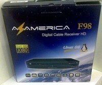 Receptor digital Az-America F-98 Full HD