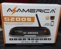 Receptor digital Az-America S2005 Full HD