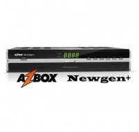 Receptor digital Azbox Newgen +