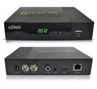 Receptor digital Azbox Surprise HD