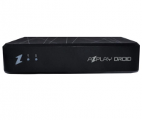 Receptor digital Azplay Droid HD no Paraguai