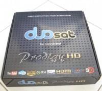 Receptor digital Duosat Prodigy HD