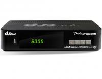 Receptor digital Duosat Prodigy Nano HD no Paraguai