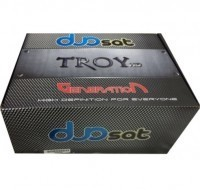 Receptor digital Duosat Troy Generation HD