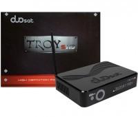 Receptor digital Duosat Troy S HD no Paraguai