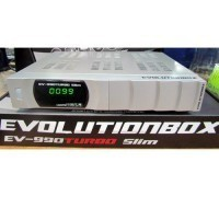 Receptor digital Evolutionbox EV-990 Turbo Slim