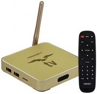 Receptor digital Freesky TV 4K no Paraguai
