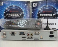 Receptor digital Freesky VY-HD GPRS