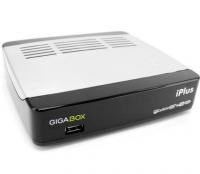Receptor digital Gigabox iPlus no Paraguai