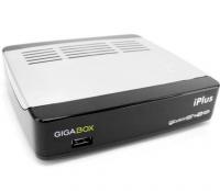Receptor digital Gigabox iPlus no Paraguai