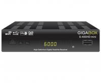 Receptor digital Gigabox S-400HD Mini