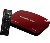 Receptor digital Globalsat GS-600 4K no Paraguai