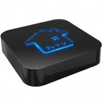 Receptor digital H-TV Box 3 Full HD no Paraguai