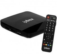 Receptor digital Ipbox IPBX-1 Ultra HD no Paraguai