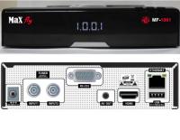 Receptor digital Maxfly MF-1001 HD