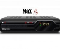 Receptor digital Maxfly MF-7100T no Paraguai