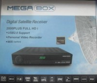 Receptor digital MegaBox 2000 Plus