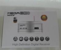 Receptor digital MegaBox MG3W HD