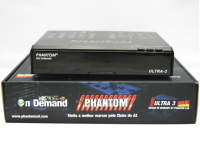 Receptor digital Phantom Ultra 3 On Demand