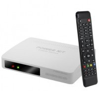 Receptor digital Powernet P-100HD Platinum no Paraguai