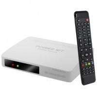 Receptor digital Powernet P-100HD Platinum no Paraguai