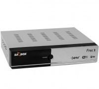 Receptor digital Satbox Free X 4K no Paraguai