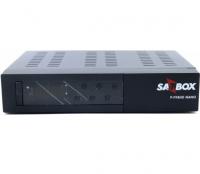 Receptor digital Satbox P-F98HD Nano no Paraguai