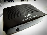 Receptor digital Showbox S-Box Mini