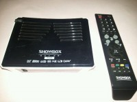 Receptor digital Showbox Sat HD Plus no Paraguai