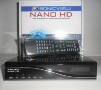 Receptor digital Sonicview Nano HD
