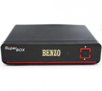 Receptor digital SuperBox Benzo HD no Paraguai