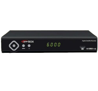 Receptor digital SuperBox New S-8650 no Paraguai