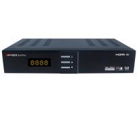 Receptor digital SuperBox Sunplus TC-150 no Paraguai