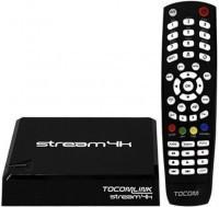 Receptor digital Tocomlink Stream 4K no Paraguai