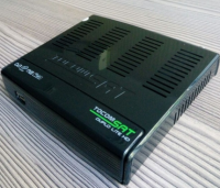 Receptor digital Tocomsat Duplo Lite HD