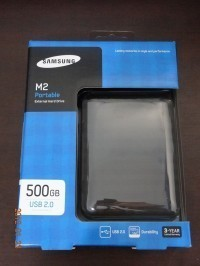 HD Samsung M2 500GB