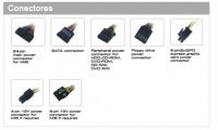 Fonte para PC Satellite SL 600W