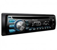 Som Automotivo Pioneer DEH-X4750BT USB / MP3