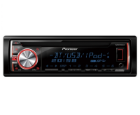 Som Automotivo Pioneer DEH-X6650BT USB / MP3