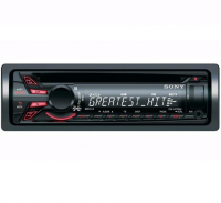 Som Automotivo Sony CDX-G3050UV USB / MP3